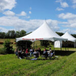 tents workshops