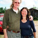 Pat O'Gorman and Julie Schryer