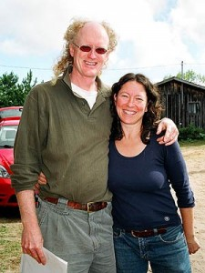 Pat O'Gorman and Julie Schryer