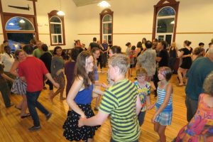 Dance at the Old Town Hall